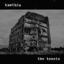 Kawthra Infuse Sludge Metal with Introspection on 'The Tenets'