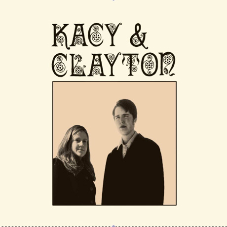 Kacy & ClaytonThe Day is Past & Gone