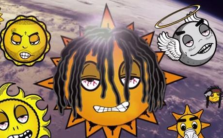 Chief Keef Sun Logo Wallpaper
