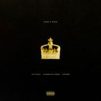 """Kendrick Lamar, Future, Jay Rock and James Blake Join Forces for 'Black Panther' Song """"King's Dead"""""""