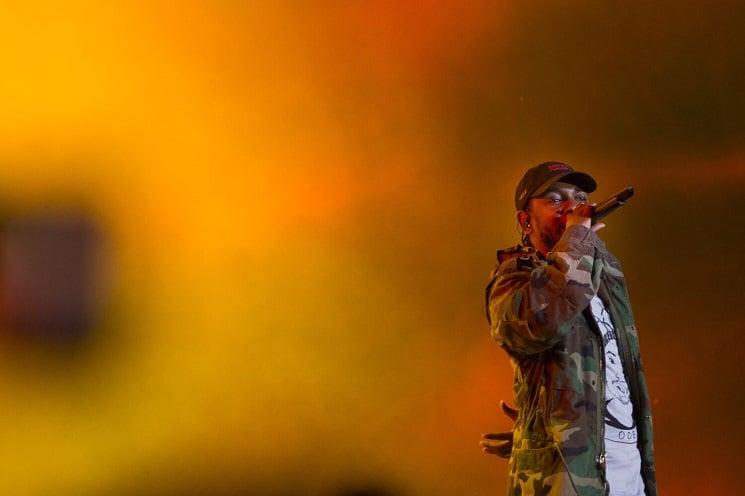 Kendrick LamarScene De La Riverie, Montreal QC, August 1