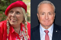 Joni Mitchell, Lorne Michaels Receive Kennedy Center Honors