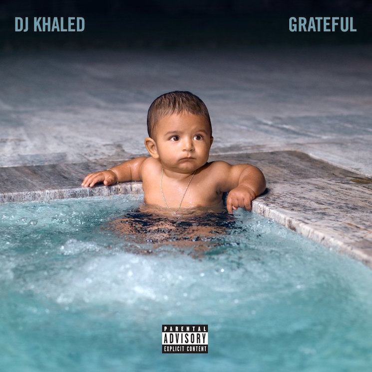 DJ Khaled's New Album Includes Just About Every Artist Working Today