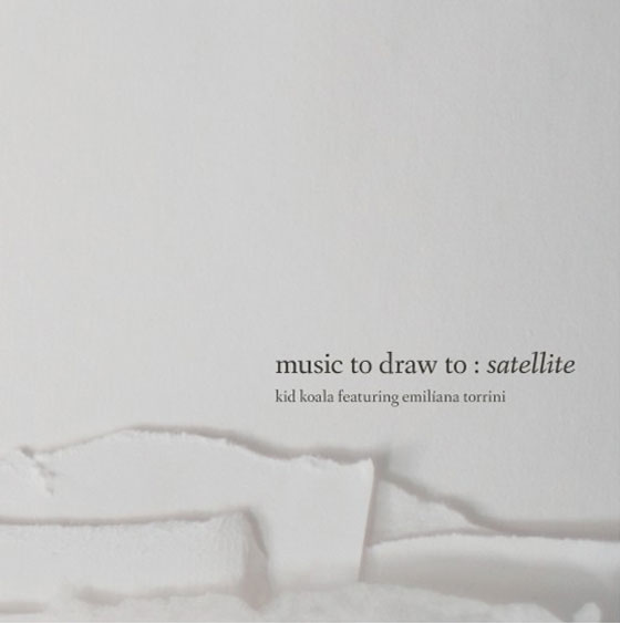 Kid Koala Emiliana Torrini Music To Draw To Satellite