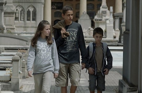 The Kids from the Port - Directed by Alberto Morais