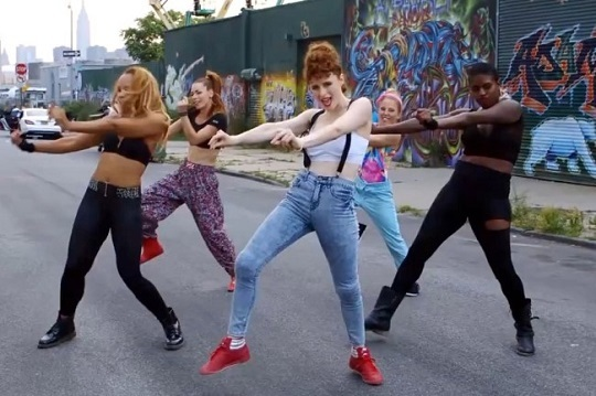 "Kiesza Sued by Graffiti Artist over ""Hideaway"" Video"