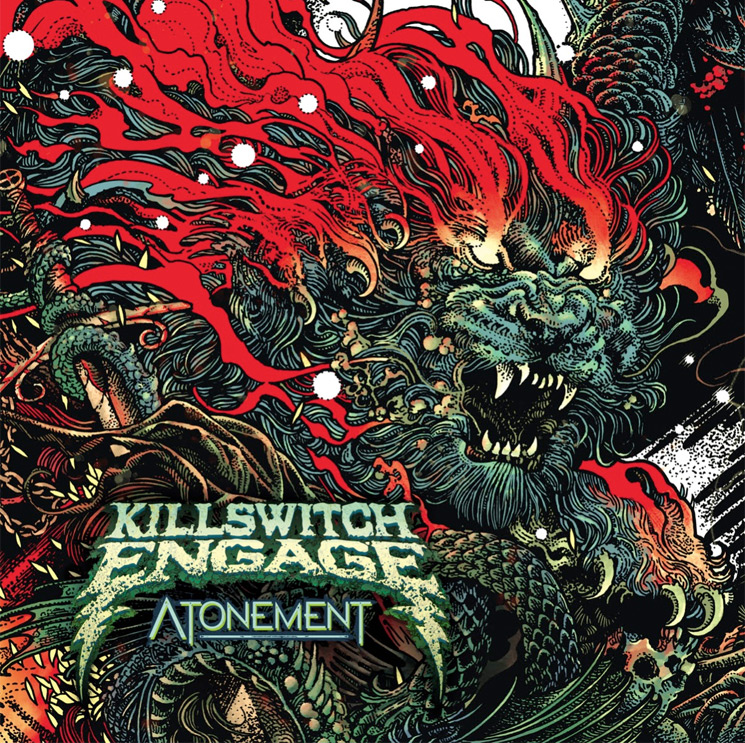 Killswitch Engage Are Back with New Album 'Atonement'