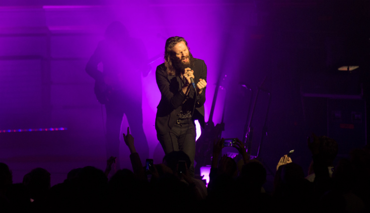 "​Father John Misty Debuts New 'Pure Comedy' Track ""Leaving L.A."""