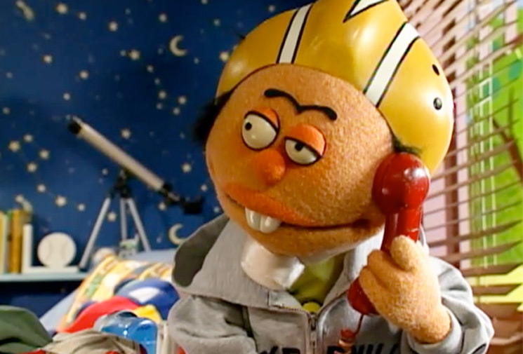 Jimmy Kimmel Is Rebooting Crank Yankers Crank yankers is a television show in which actual prank calls are made to unsuspecting victims and then broadcast so that the audience can witness the latest responses to the calls on the television show. exclaim