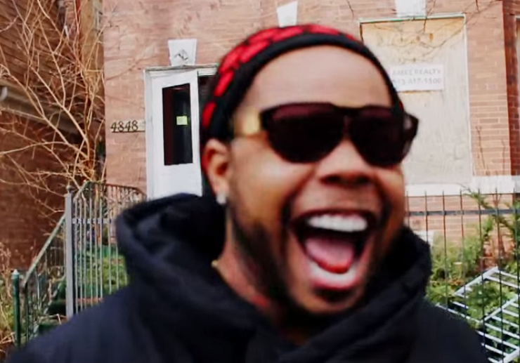 "King Louie""Fuck Spike Lee"" (video)"