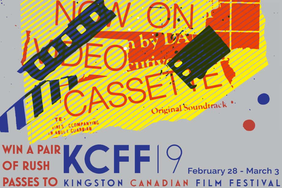 Kingston Canadian Film Festival - Win a Pair of Rush Passes!