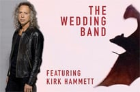 Metallica's Kirk Hammett and Robert Trujillo Form the Wedding Band for Special Ontario Show