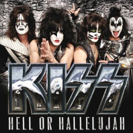 "Kiss - ""Hell or Hallelujah"" (lyric video)"