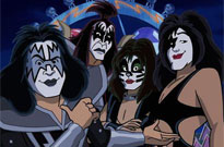 Kiss to Appear in Scooby-Doo Animated Film, Contribute New Song