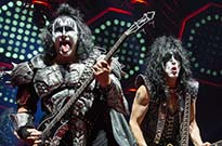 KISS Bell Centre, Montreal QC, March 19