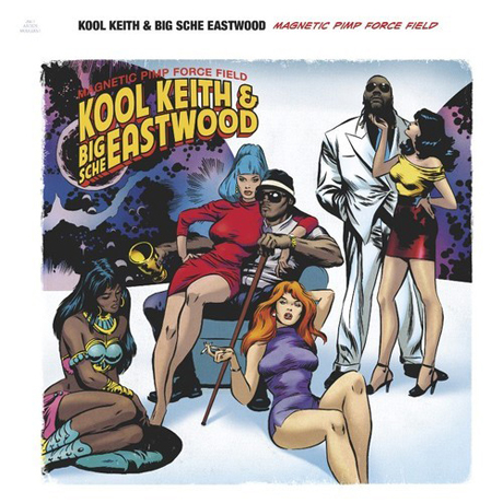 Kool Keith Puts Up a \'Magnetic Pimp Force Field\' on New Album