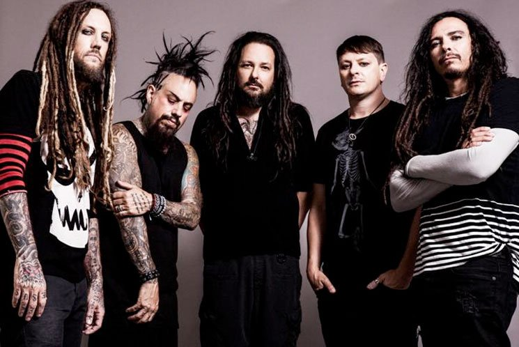 "Korn Reveal ""The Serenity of Summer"" Tour, Play Toronto"
