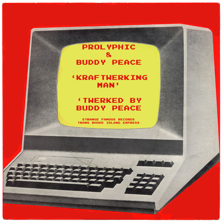 Prolyphic & Buddy Peace\'Kraftwerking Man\' (album stream)
