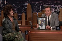 Lenny Kravitz Finally Discusses His Comically Large Scarf