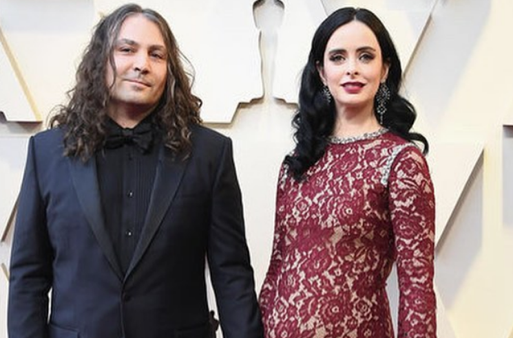 Krysten Ritter and the War on Drugs' Adam Granduciel Are ...