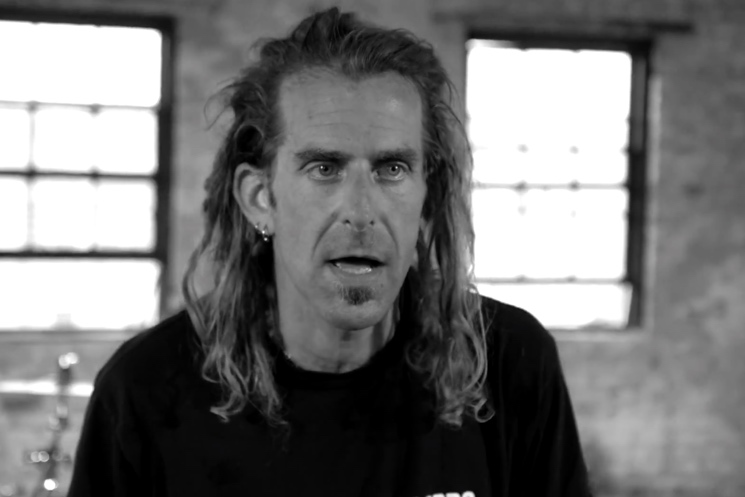 Lamb of God's Randy Blythe Sets to Work on Sci-Fi Novel