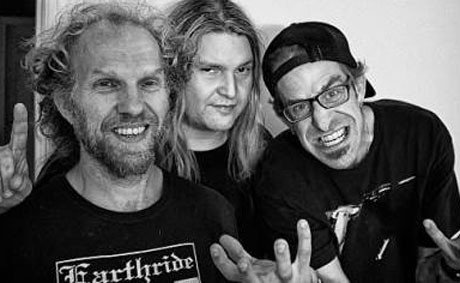 Corrosion of Conformity Members Rope In Randy Blythe and Dave Grohl for Teenage Time Killers Project