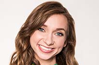 Lauren Lapkus Tries to Explain the Larger 'Between Two Ferns' Universe