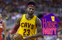 LeBron James is Producing a Reboot of '90s Comedy 'House Party'