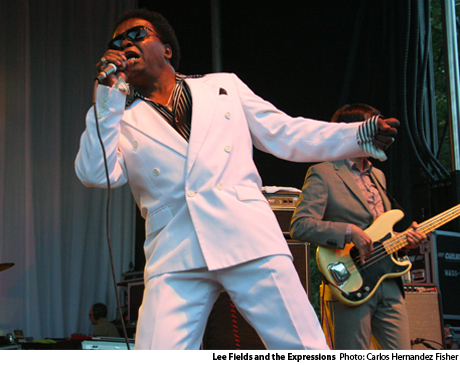 Lee Fields & the ExpressionsSeattle Center, Seattle, WA, September 2