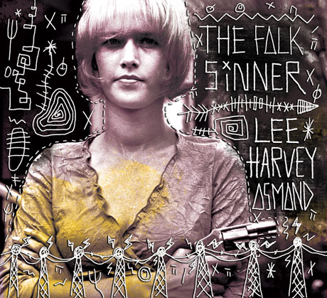 Lee Harvey Osmond - 'The Folk Sinner' (album stream)