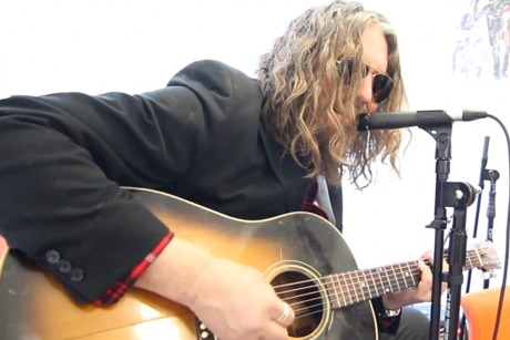 "Lee Harvey Osmond""Devil's Load"" on Exclaim! TV"