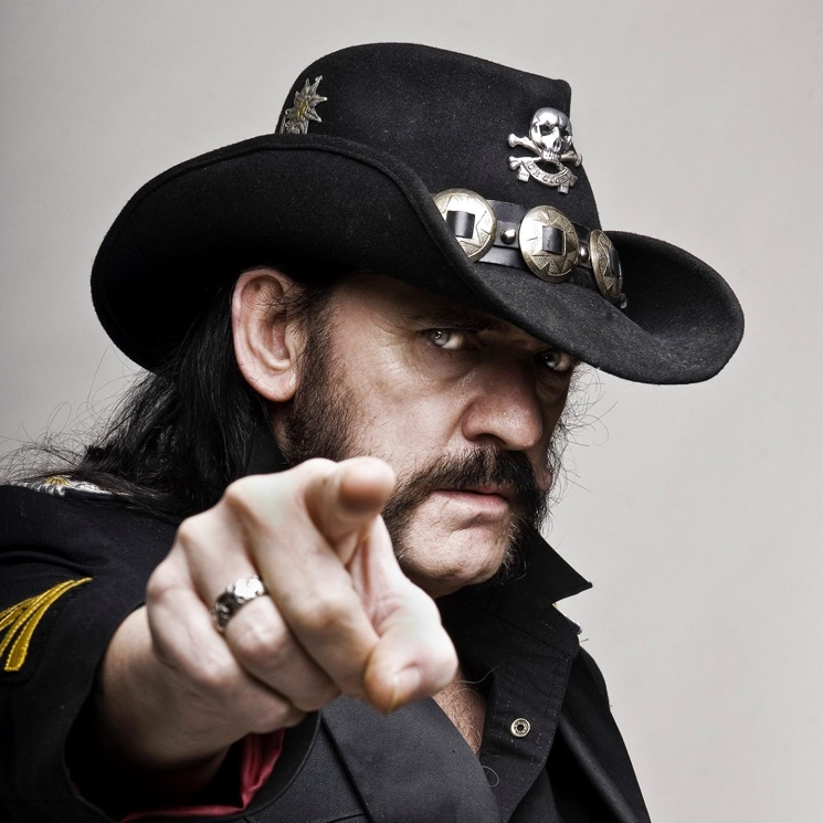 "Motörhead Cut Another Show Short As Lemmy Tells the Crowd ""I Can't Do It"""