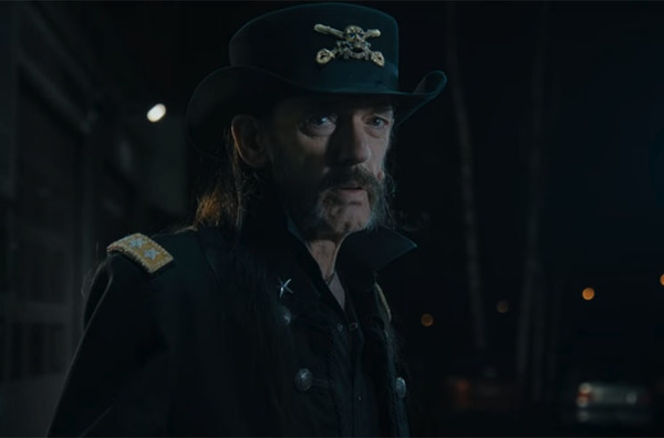 Motörhead's Lemmy Appears Posthumously in Finnish Dairy Ad