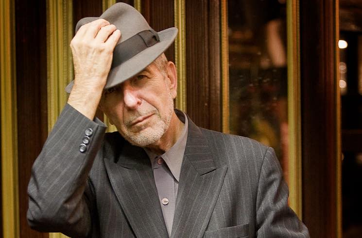Leonard cohen to be honoured with massive mural in montreal for Mural leonard cohen