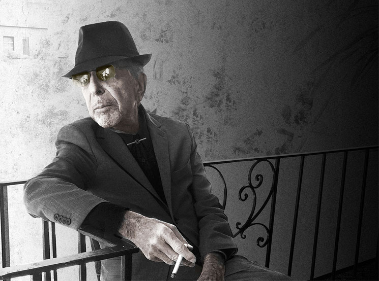 "Leonard Cohen: ""I Am Ready to Die"""