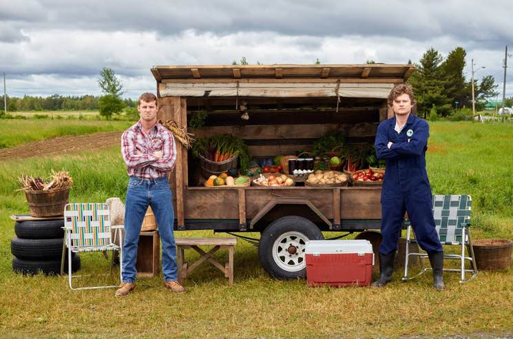 letterkenny heads out on cross canada tour