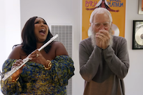 David Letterman Gets Lizzo, Dave Chappelle, Robert Downey Jr. for 'My Next Guest Needs No Introduction'
