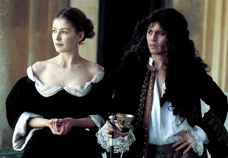 a review of the libertine a movie by laurence dunmore The libertine is a 2004 british-australian drama film,  the film received mixed to negative reviews from critics  (laurence dunmore.
