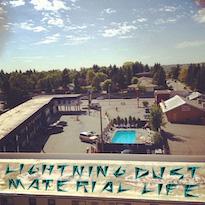 Lightning Dust Announce 'Material Life' EP