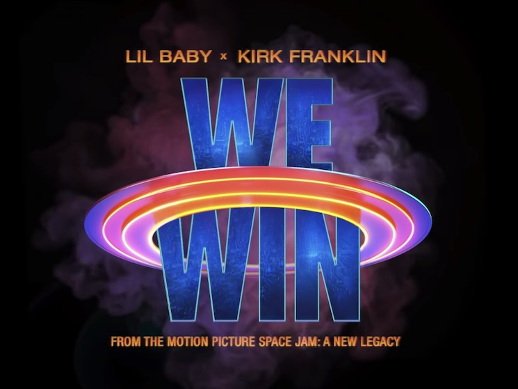 Kirk Franklin Featured on New 'Space Jam: A New Legacy' Single with Lil' Baby