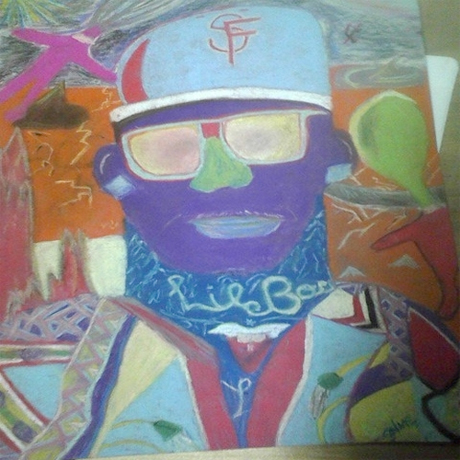 Lil B 'Blue Eyes' (mixtape)