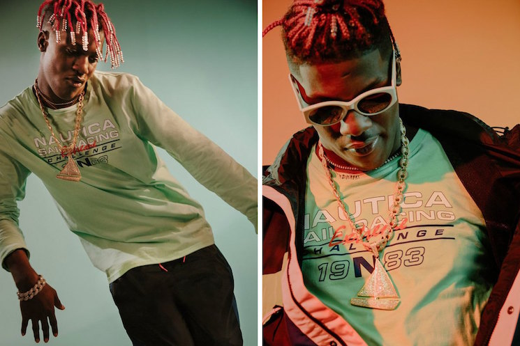 Lil Yachty Signs on as Brand Creative Designer for Nautica