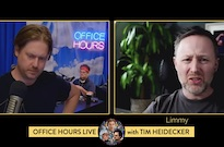 We Finally Got a Tim Heidecker and Limmy Crossover