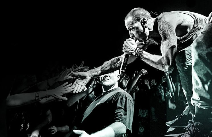 Linkin Park One More Light Tour Vancouver