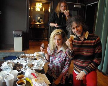 Flaming Lips Prepping Full Album Collaboration with Ke$ha