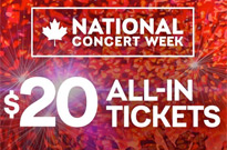 Get Tickets to Jack White, Slayer, Lauryn Hill for Just $20 with Live Nation's National Concert Week