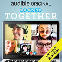 Audible Launches Free Podcast Featuring Simon Pegg, Nick Frost, Jimmy Carr and Katherine Ryan