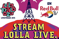 Watch Red Bull TV's Lollapalooza Live Stream Starting this Friday