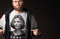 Seth Rogen Falls for Charlize Theron in the Aptly Titled 'Long Shot'
