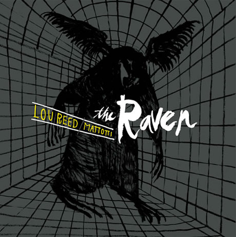 Lou Reed's 'The Raven' Turned Into Illustrated Book